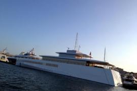 Steve-Jobs-Yacht vor Mallorca gesichtet