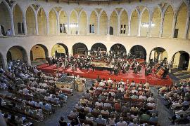 Sinfoniker ganz in Barock