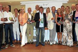 Alle sportlichen Gewinner der MM-Golftrophy des vergangenen Jahres auf einen Blick.