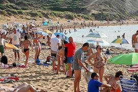 Hai vor Menorca gesichtet