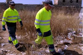 Stadt Palma wird in Son Banya aktiv