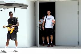 Deutsche Basketballer trainieren in Palma