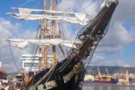 Italiens Schmuckstück im Hafen von Palma