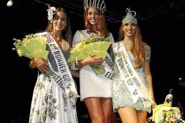 """Eva Pons (M.) mit ihren """"Prinzessinnen"""" Teresa Gallego und Janet Roca."""