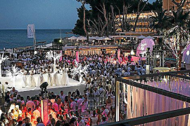 Nicht nur in Miami, St. Tropez, Ibiza oder St. Barth gibt es das Nikki Beach, sondern seit mittlerweile zwei Jahren auch auf Mal
