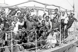 Einheiten, die auf republikanischer Seite an der Invasion im Inselosten dabei waren.