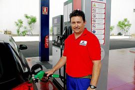 Billigtankstelle Gasolinera Petroest Son Fuster