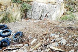 Historische Fundstätte verkommt zur Müllhalde