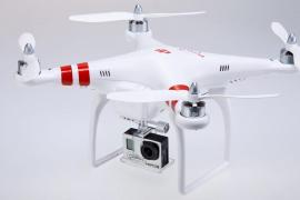 Mysteriöser Drohnen-Absturz