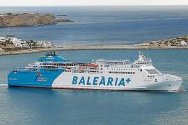 Baleària fährt Gewinn ein