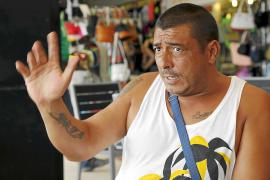 """""""Wir sind keine Diebe!"""" Fernando Bustamante gibt sich selbstbewusst."""