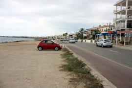 Sa Ràpita liegt an der Südküste - das Parken ist dort unproblematisch.
