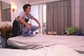 Zimmermädchen sehen sich ausgebeutet