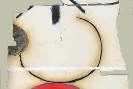Miró-Arbeit wieder komplett