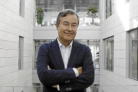 """""""Den Hafen für die eigentlichen Hafen-Aktivitäten nutzen"""": der neue Präsident der Hafenbehörde, Juan Gual de Torrella."""
