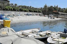 Der Fischerhafen in Palma de Mallorca.