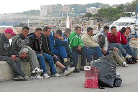 """Palma als """"Stadt der Zuflucht"""""""