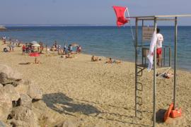 Drei Strände in Palma gesperrt