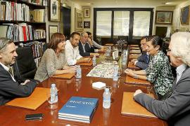 Balearen-Präsidentin besucht MM-Verlag