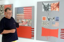 Dieter Liedtke in seinem Museum auf Mallorca.