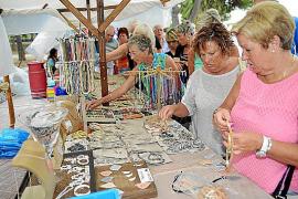 Der Mittelaltermarkt in Santa Ponça.