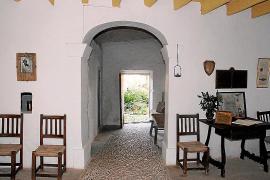 Das Elternhaus von Junípero Serra ist weitgehend unverändert erhalten geblieben.