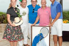 """Golfrunde mit Nadal als """"Zugabe"""""""