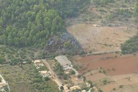 Schule wird wegen Waldbrand evakuiert