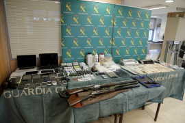 100 Drogendealer festgenommen