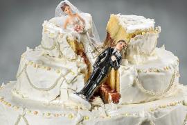 Scheidungspartys sind der letzte Schrei