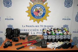 Deutsche Graffiti-Sprayer festgenommen