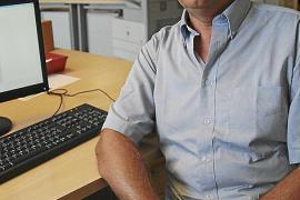 """Alomar-Enkel Gabriel Alomar Bouzas ist Nautikexperte und Schiffshistoriker der spanischen MM-Schwesterzeitung """"Ultima Hora""""."""