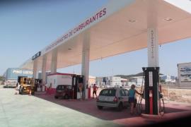 SB-Tankstelle auf Mallorca vorläufig geschlossen