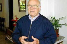 Dr. José María Sevilla beschäftigt sich seit 53 Jahren mit dem Erzherzog Ludwig Salvator