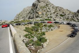 Mit dem Porsche rund um Mallorca