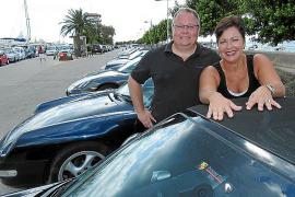 Haben seit sechs Jahren einen Zweitwohnsitz hier: Als Inselkenner organisierten Frank und Elke Hönsch den Mallorca-Besuch.
