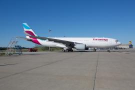 Neue Eurowings startet Richtung Mallorca