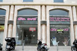 Wieder mehr Ladengeschäfte in Palma