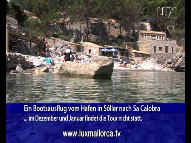 Bootsausflug nach Sa Calobra