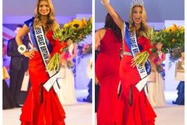Der Moment, in dem Zara Holland erfuhr, dass sie Miss Großbritannien ist