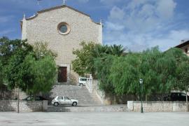 Das Gotteshaus in Lloseta.