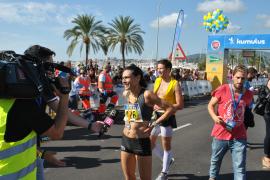 Sebastiana Llabrés siegte bei den Damen.
