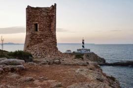 Alter Wachtturm in Gefahr