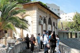 Das Gebäude am Velodrom ist ein Werk des Architekten Gaspar Bennàssar und stammt aus dem Jahr 1918.
