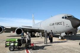 Militärmanöver über Mallorca