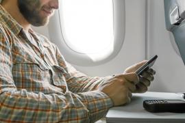 Online im Flugzeug: So geht's