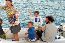 Familie aus Mallorca segelt um die Welt