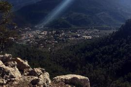 Die Rundwanderung bietet viele tolle Ausblicke wie hier kurz vor der Rückkehr nach Valldemossa