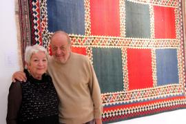 Kelims lagen Ingrid und Franz Sailer schon immer am Herzen.