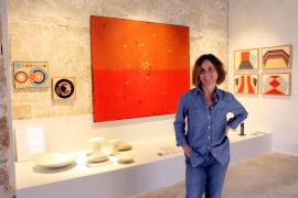 Montse Torrejón hat ihre Galerie in Santanyí erst kürzlich eröffnet.